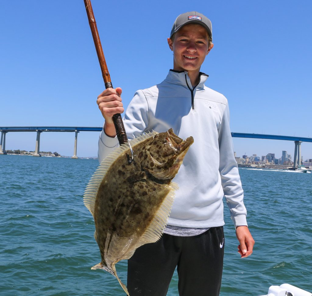 San diego bay fishing report 6 28 7 4 risen tide for Fishing report san diego